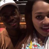"""I Love You Tania,"" Korede Bello Says as He Gets Cuddly With Wizkid's Ex in New Video"