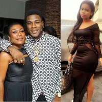 Uju Stella To Burna Boy's Mother: If You Think You're a Mother, Act Like One