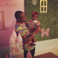 Davido's Babymama Shares Lovely Photos Of Their Daughter In School; Reveals The Meaning Of 'Imade' (Photos)