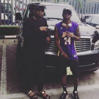 Lil Kesh Shares Swagged Up Photo With His Former Label Boss, Olamide