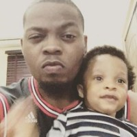 Olamide Spotted Trying To Teach His Son Batifeori Maximilliano How To Play The Piano (Photos/Video)