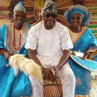 Photos from Odunlade Adekola's Younger Brother's Traditional Wedding