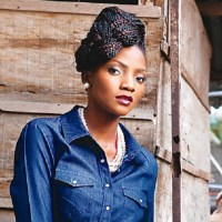 Singer Simi Reveals 5 Guys She Is Seriously Crushing On - WATCH!