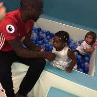 Davido Enrolls His Daughter, Imade, In A Foreign Creche In Lagos (Photos/Video)