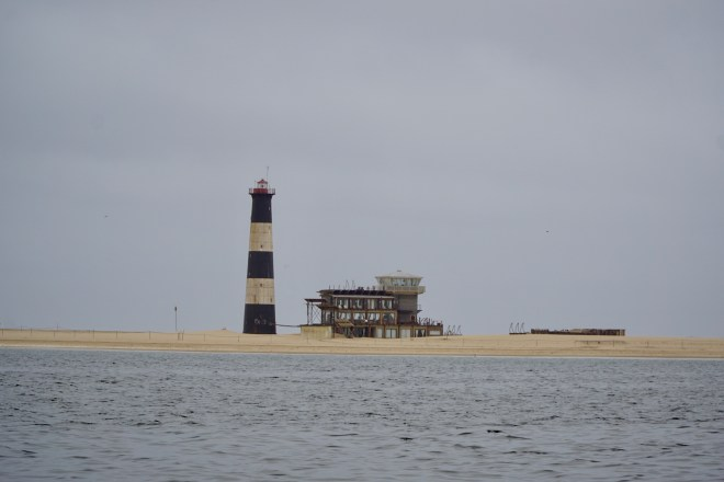 Lighthouse on the peninsula