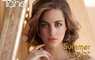 Copertina Tahe Summer Light