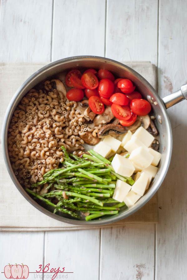 ... family veggies has never tasted so good! Cheese meet veggies