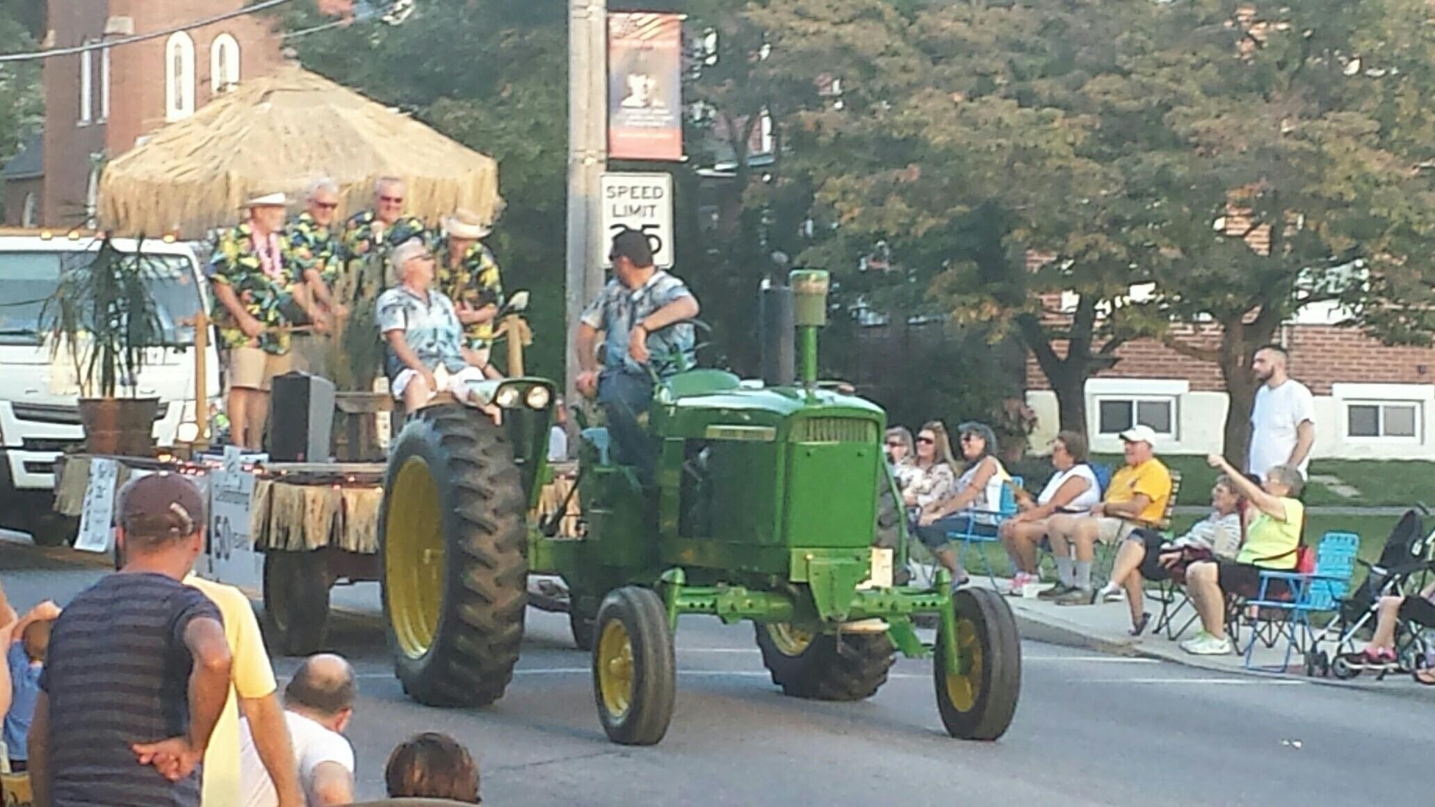 Solanco Fair Parade