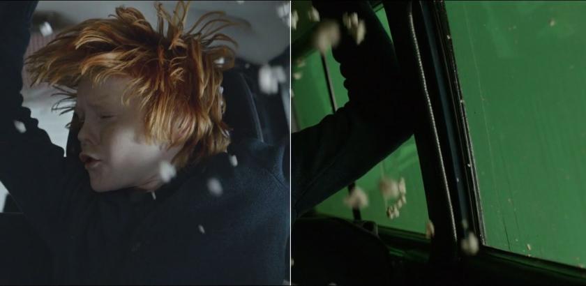 Car crash Breakdown - VFX