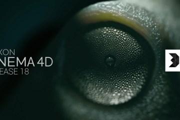 CINEMA 4D R18