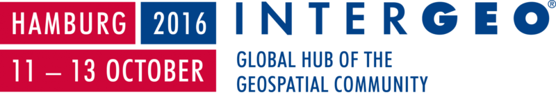InterGeo Logo - Hamburg Geospatial Event