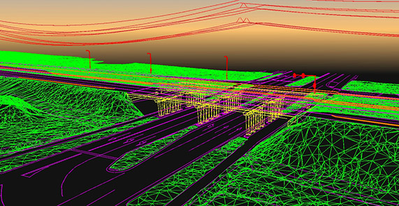 Application: Bridge Height Mapping