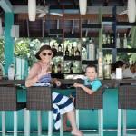 Sheila & grandson Samson