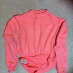 Sheila's Mum's cashmere jumper