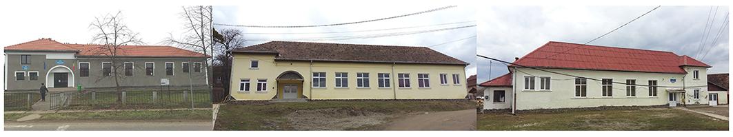 Modernizarea și renovarea căminelor culturale din satele Adămuș, Cornești și Crăiești, comuna Adămuș