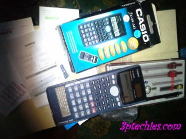 Casio fx-991MS Scientific Calculator review