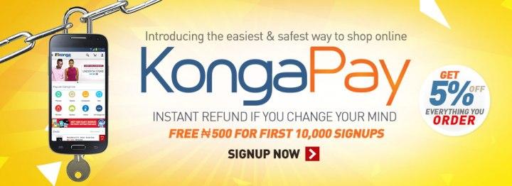 kongapay escrow system explained