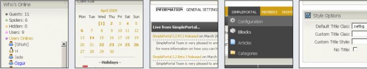 simple portals mod for smf