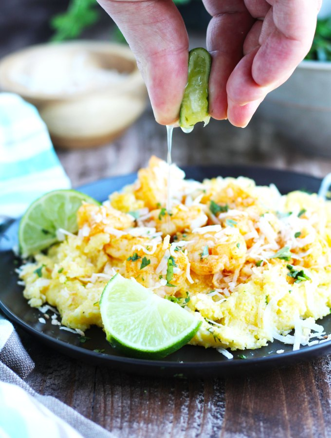 Coconut-Lime-Shrimp-and-Grits-