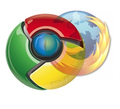 Google Chrome Eclipses Firefox | 40Tech