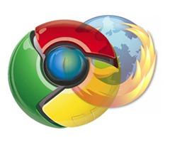 Google Chrome Eclipses Firefox | 40Tech
