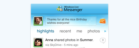 Windows Live Messenger for iPhone | 40Tech