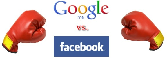 google me vs facebook