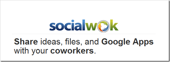 Socialwok -- A Possible Google Wave Replacement | 40Tech