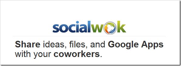 Socialwok -- A Possible Google Wave Replacement | 40Tech