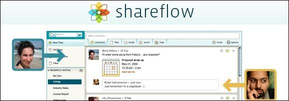 shareflow vs google wave