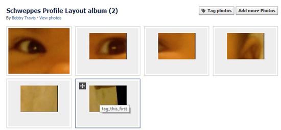 Schweppes Facebook Cutsom Profile App Album