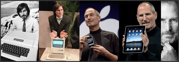 A Short Memoriam to Steve Jobs | 40Tech