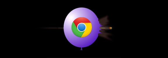 Chrome demoted
