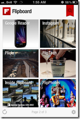 Flipboard for iPhone | 40Tech