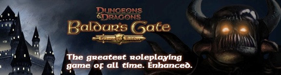 Baldur's Gate enhanced