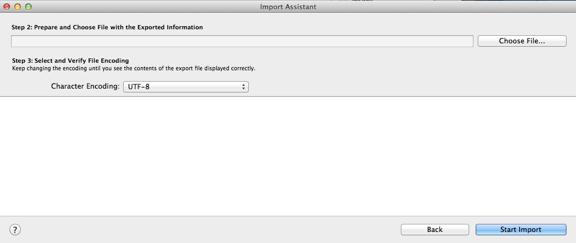 1Password import passwords
