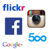 photo sharing services