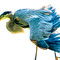 Great Blue Feather Ruffler