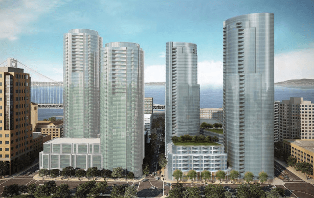 So many new luxury condos that maybe even tech workers can't afford ... what's going on here?