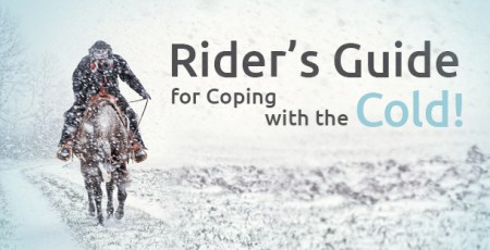 Handling the cold on your horse