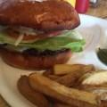 ベーコンチーズバーガー|サンハウス