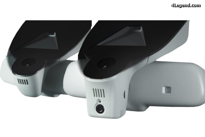 une dashcam wifi int gr e votre audi porsche et volkswagen. Black Bedroom Furniture Sets. Home Design Ideas