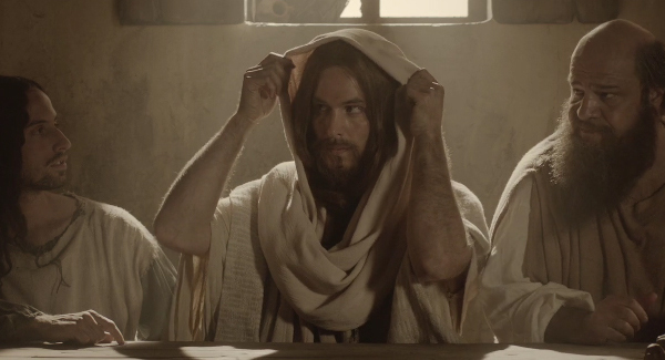 Jesus brand - satirical historic meeting for advertising stunt - video