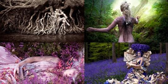 Wonderland Images Collage II