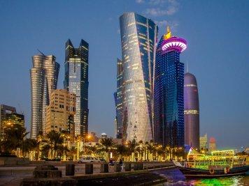 14. Doha, Qatar: $740