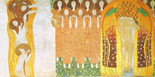 klimt's painting
