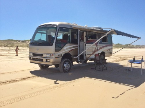 Medium Of Toyota Motorhome For Sale