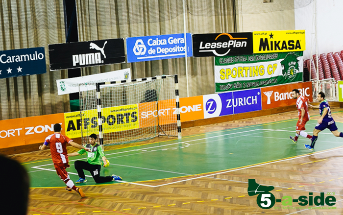 Futsal Tip - Futsal Goalkeeper