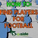How to Find Local Football Players