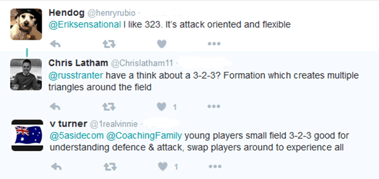 3-2-3 tactic formation comments